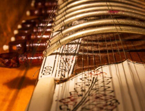 Restauro conservativo strumenti musicali