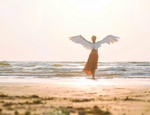 Un'anima non è mai senza la scorta degli angeli